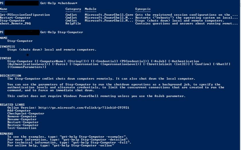 Powershell_stopcomputer