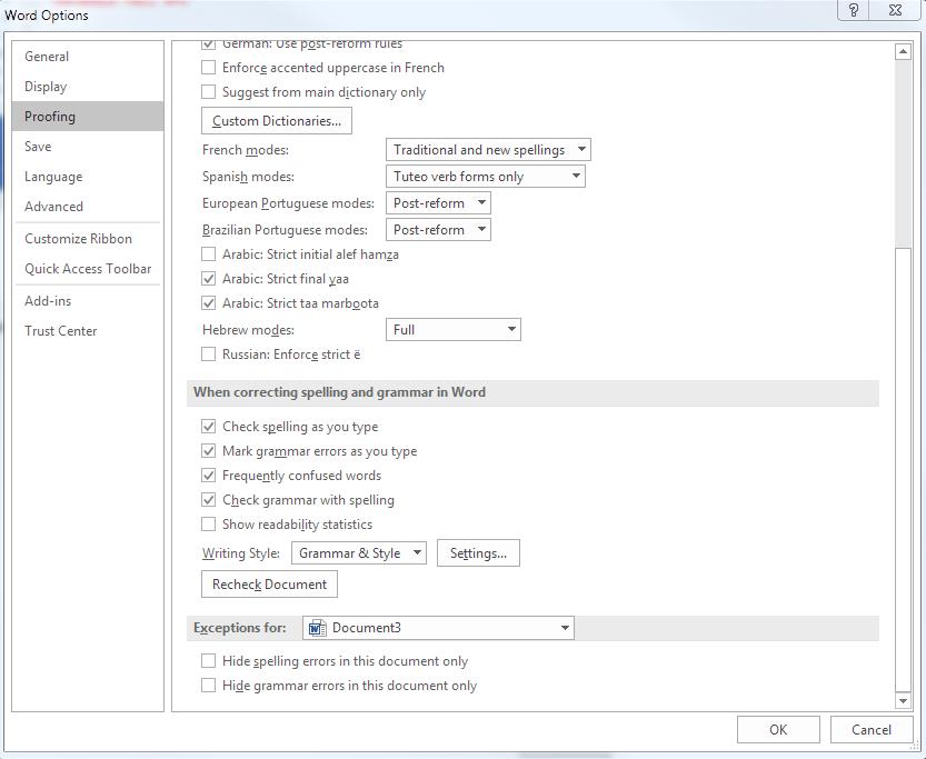 msword-proofing