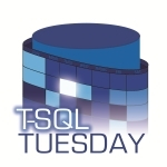 T-SQL Tuesday 105: Brick Wall