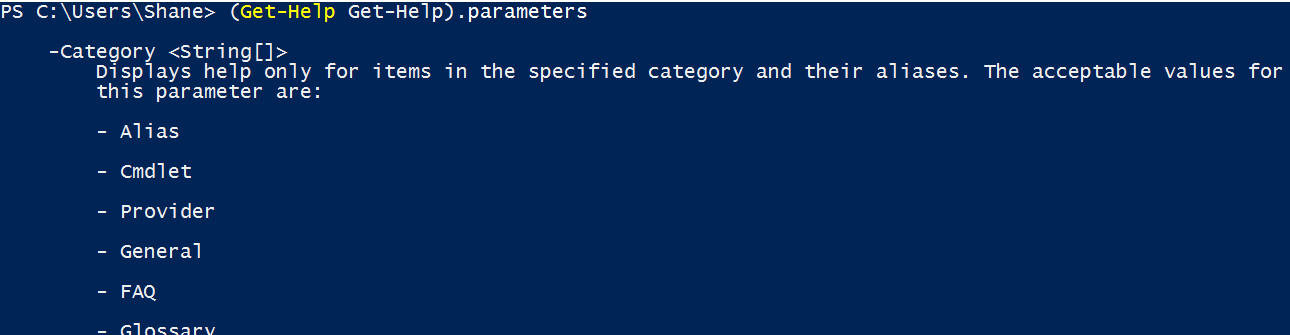 GetHelp_GetHelp_Parameters